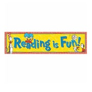 Eureka Classroom Classroom Banners Reading Is Fun Poster