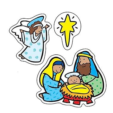 Carson Dellosa Publications The Nativity Sticker