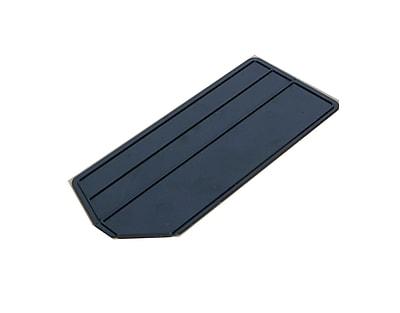 Triton Products LocBin Bin Dividers; 7'' L x 2-5/8'' W x 1/8'' H