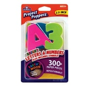 ELMER'S PRODUCTS, INC. Project Count Popperz Letters, Numbers and Symbols