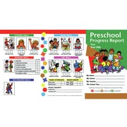 Hayes School Publishing Progress Reports Year Chart (Set of 10)