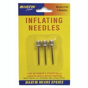 Dick Martin Sports Inflating Needles on Blister  (Set of 12)