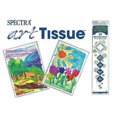Pacon Creative Products Spectra Tissue Quire White