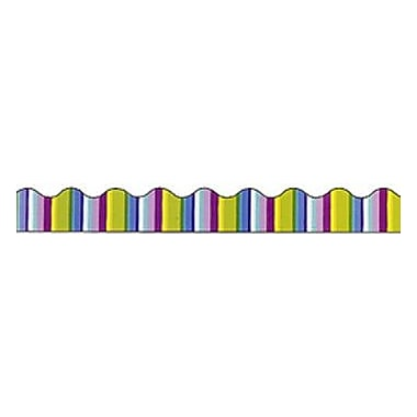 Trend Enterprises Trimmer Cool Stripes Border