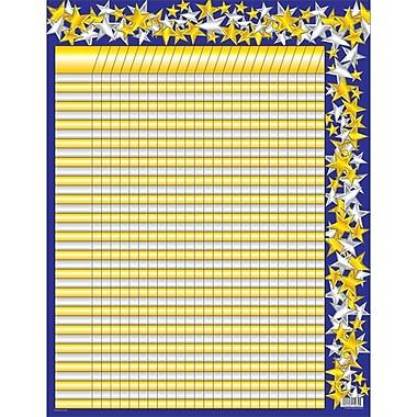 Carson Dellosa Publications Incentive Star Chart