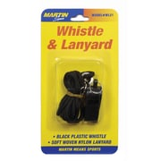 Dick Martin Sports Whistle and Lanyard No P20 & Lanyard