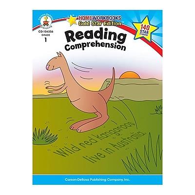 Carson Dellosa Publications Reading Comprehension Home Work Book