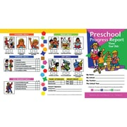Hayes School Publishing Progress Reports 3 Year Chart (Set of 10)