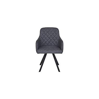 Brayden Studio Kareem Quebec Upholstered Dining Chair (Set of 2)
