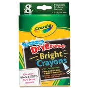 Crayola Dry Erase Crayons (Set of 8)