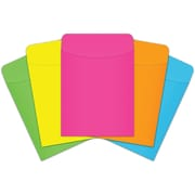 Top Notch Teacher Products Brite Pockets Peel and Stick