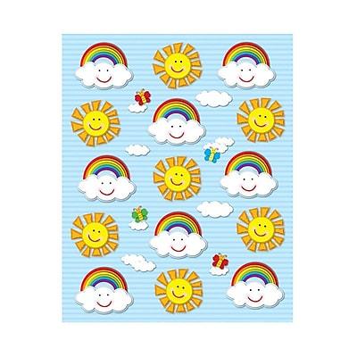 Carson Dellosa Publications Suns and Rainbows Shape Sticker