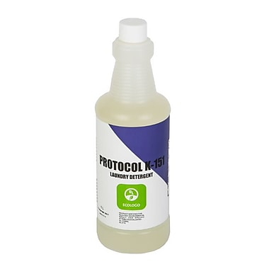Protocol K-151 EcoLogo certified Liquid Laundry Detergent, 4L (STCK151004)
