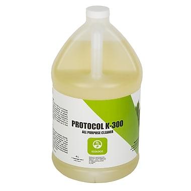 Protocol – Nettoyant tout usage K-300 certifié UL par EcoLogo, 4 l (STCK300004)