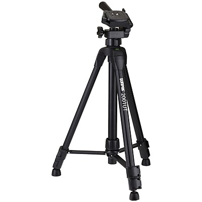 "Image of """"""Sunpak 2001UT 49"""""""" Floor Standing Video/Photo Tripod, Champagne"""""""