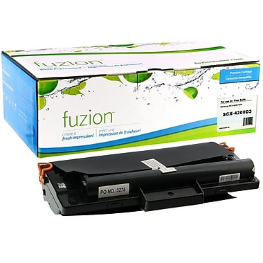 fuzion™ New Compatible Samsung SCX4200 Black Toner Cartridges, Standard Yield (SCXD4200A)