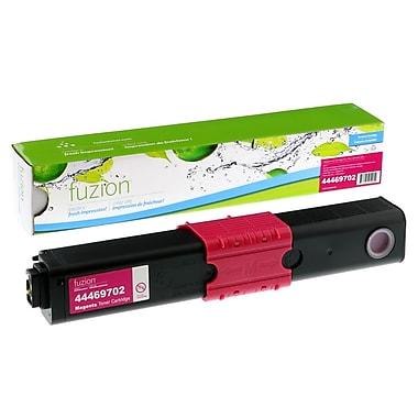fuzion™ New Compatible Okidata C310/C510 Magenta Toner Cartridges, Standard Yield (44469702)