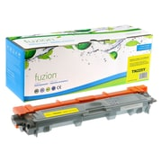 fuzion New Compatible Brother TN-221 Yellow Toner Cartridges, High Yield (TN225Y)