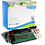 fuzion™ Remanufactured Lexmark T640 Black Toner Cartridges, Standard Yield (64015HA)