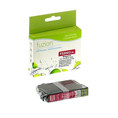 fuzion™ New Compatible Epson T200XL320 HY Magenta Ink Cartridges, High Yield (T200XL320)
