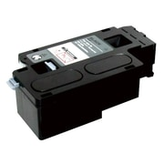 fuzion™ New Compatible Dell C1660W Black Toner Cartridges, Standard Yield (3320399)