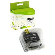 fuzion™ New Compatible Brother LC10EBK Black InkJet Cartridge, Extra, High Yield (LC10EBK)