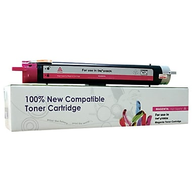 fuzion™ New Compatible Dell 5100CN Magenta Toner Cartridges, Standard Yield (3105809)