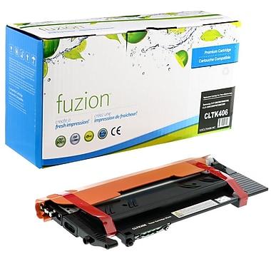 fuzion™ New Compatible Samsung CLP365 Black Toner Cartridges, Standard Yield (CLTK406)