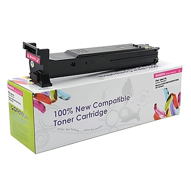 fuzion™ New Compatible KM Bizhub C20 Magenta Toner Cartridges, Standard Yield (TN318M A0DK333)