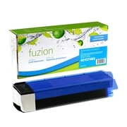 fuzion™ New Compatible Okidata C5100 Cyan Toner Cartridges, Standard Yield (43034803)
