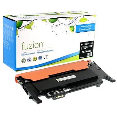 fuzion™ Remanufactured Samsung CLP320 Black Toner Cartridges, Standard Yield (CLTK407)
