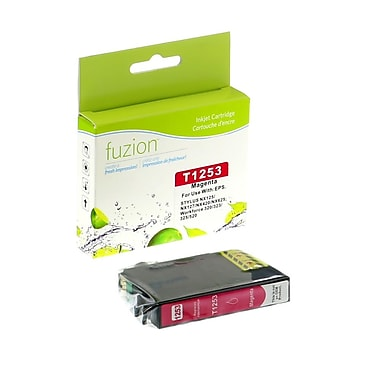 fuzion™ New Compatible Epson T125320 Magenta Ink Cartridges, Standard Yield (T125320)
