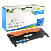 fuzion™ Remanufactured Samsung CLP320 Cyan Toner Cartridges, Standard Yield (CLTC407)