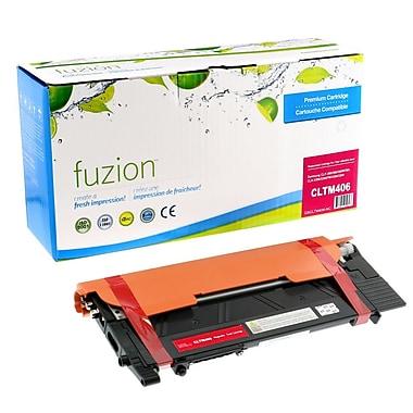 fuzion™ New Compatible Samsung CLP365 Magenta Toner Cartridges, Standard Yield (CLTM406)