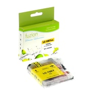 fuzion™ New Compatible Brother LC10EY Yellow InkJet Cartridge, Extra, High Yield (LC10EY)