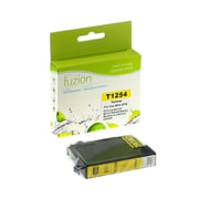 fuzion™ New Compatible Epson T125420 Yellow Ink Cartridges, Standard Yield (T125420)