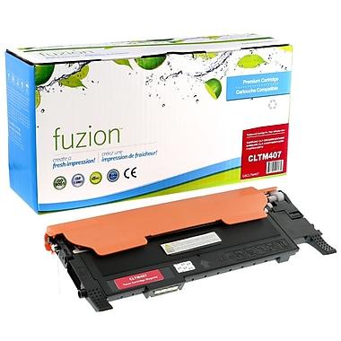 fuzion™ New Compatible Samsung CLP320 Magenta Toner Cartridges, Standard Yield (CLTM407)