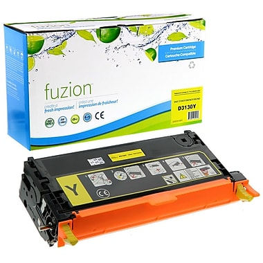 fuzion™ Remanufactured Dell 3130CN Yellow Toner Cartridges, Standard Yield (3301204)