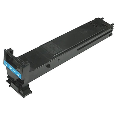 fuzion™ New Compatible KM 4650 Cyan Toner Cartridges, Standard Yield (A0DK432)