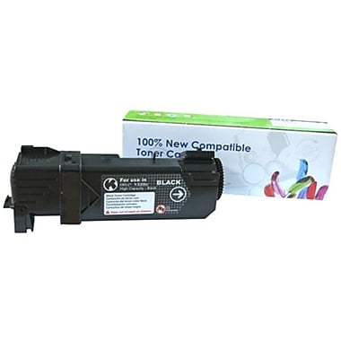 fuzion™ New Compatible Dell 2150cn Black Toner Cartridges, Standard Yield (3310719)