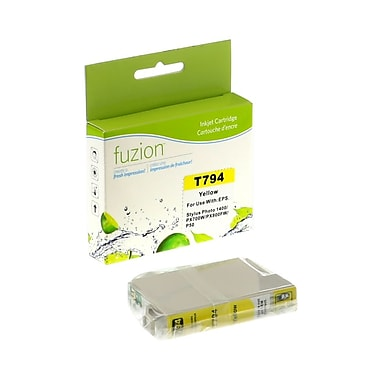 fuzion™ New Compatible Epson T079420 Yellow Ink Cartridges, Standard Yield (T079420)