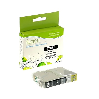 fuzion™ New Compatible Epson T098120 Black Ink Cartridges, Standard Yield (T098120)