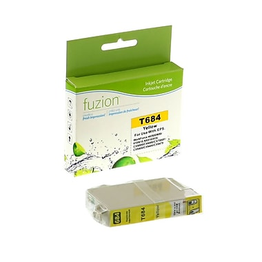 fuzion™ New Compatible Epson T068320 HY Magenta Ink Cartridges, Standard Yield (T068320)