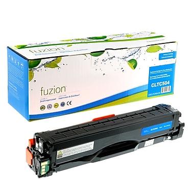 fuzion™ New Compatible Samsung CLP415/CLX4195FN Cyan Toner Cartridges, Standard Yield (CLTC504)