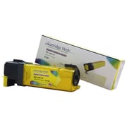 fuzion™ New Compatible Xerox Phaser 6125 Yellow Toner Cartridges, Standard Yield (106R01333)