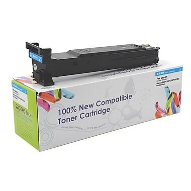 fuzion™ New Compatible KM Bizhub C20 Cyan Toner Cartridges, Standard Yield (TN318C, A0DK433)