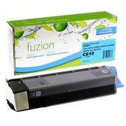 fuzion™ New Compatible Okidata C610 Cyan Toner Cartridges, Standard Yield (44315303)