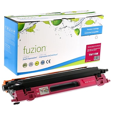 fuzion™ Remanufactured Brother HL4040 Magenta Toner Cartridges, Standard Yield (TN115M)