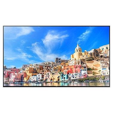 Samsung QM-D Series 4K UHD Direct-Lit LED LCD Digital Signage Display, 85