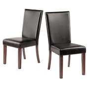 Winsome Johnson 2-Piece Chair Set (94237)